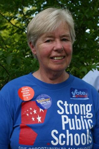 Linda Tanner, state rep. candidate, Sullivan 9